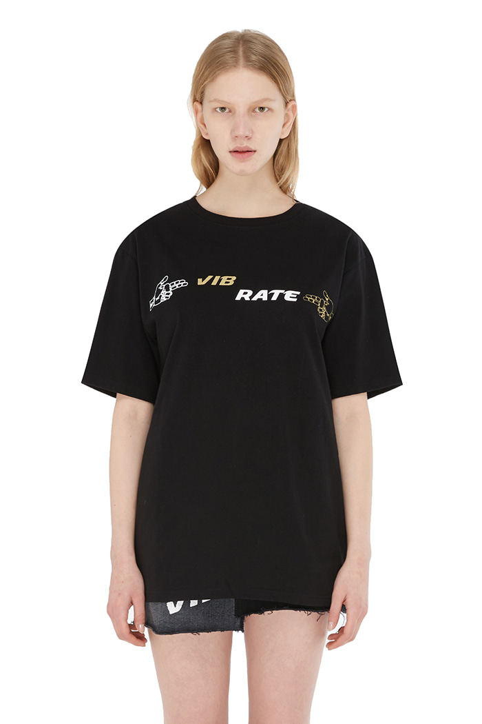MONEY GUN ARTWORK T-SHIRT (BLACK)